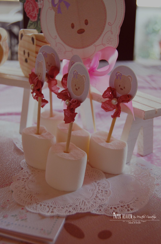 Decoracin baby shower nia great ideas de y accesorios - Ideas de decoracion ...